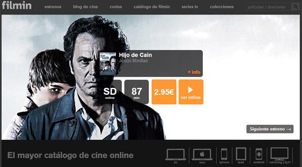 Fimin cine online