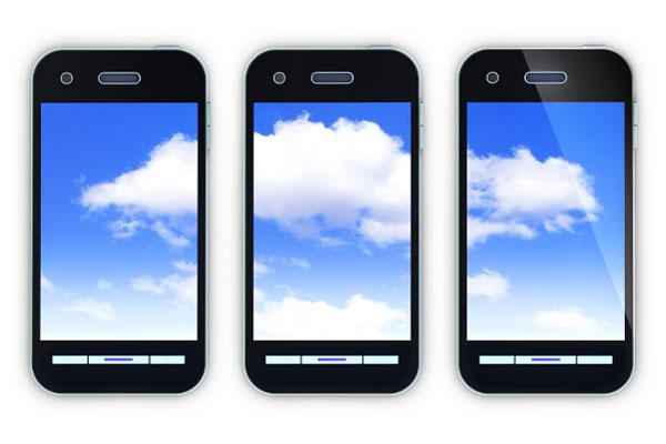 Smartphone Speicherplatz erweitern durch Cloud Dienste