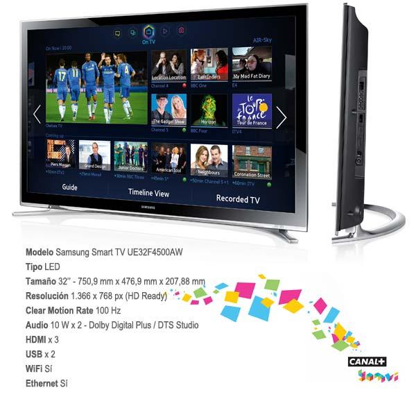 Samsung Smart TV 32F4500