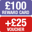 £100 BT Reward Card + £25 John Lewis voucher