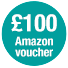£100 Amazon Voucher!