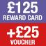 £125 BT Reward Card + £25 John Lewis voucher
