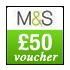 £50 M&S e-voucher