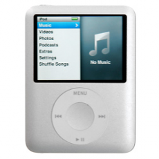 Sell iPod Nano 3rd Gen