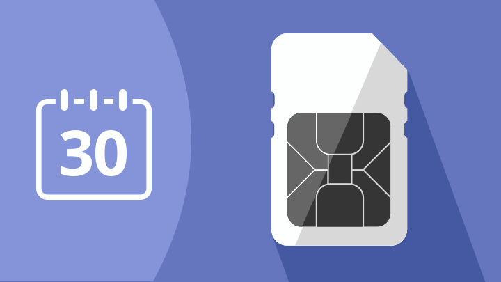 Compare 30-day SIM-only deals